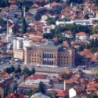 Biblioteca nazionale, Sarajevo