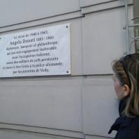 La casa di Angelo Donati a Nizza