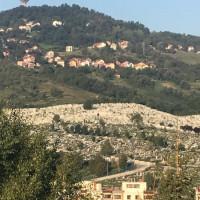 Sarajevo tra passato e presente, bella malinconica e sospesa. Il cimitero.