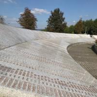 Srebrenica il genocidio dimenticato nel cuore dell'Europa. Memoriale di Potocari