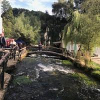 Travnik, l'antica capitale bosniaca.