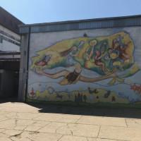 Prijedor, il passato che non passa: scuola pubblica e graffiti