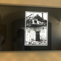 Vukovar la prima città distrutta in Europa dalla fine della Seconda Guerra Mondiale. Museo della città.