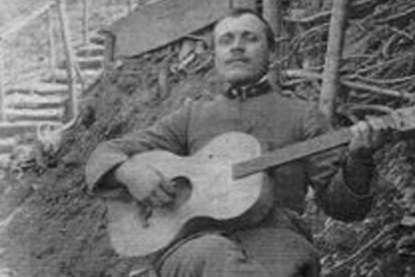 """Musica dai fronti della Grande Guerra"" a Villa Sorra"