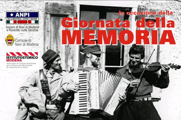 27 gennaio in provincia di Modena