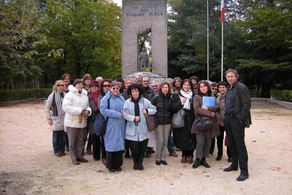 In ottobre un viaggio della memoria in Francia