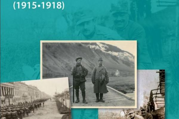 Senza di voi - Storia, immagini e documenti della Grande guerra nel modenese (1915-1918)