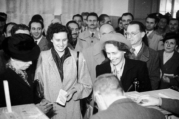 Cittadinanza in cammino: voto e partecipazione delle donne