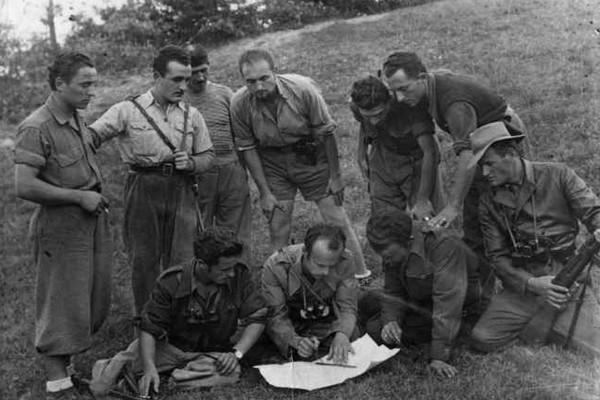 1943-1945: Montefiorino in guerra
