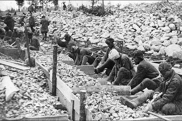 Gulag: materiale per lo studio