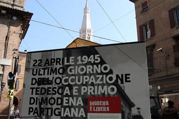 Memorie solide. Dieci installazioni per raccontare Modena 1938-1945