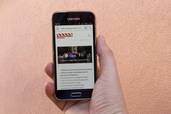 Online il nuovo sito dell'Istituto storico