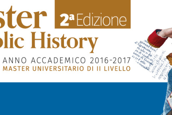 Master in Public History di Unimore, aperte le iscrizioni