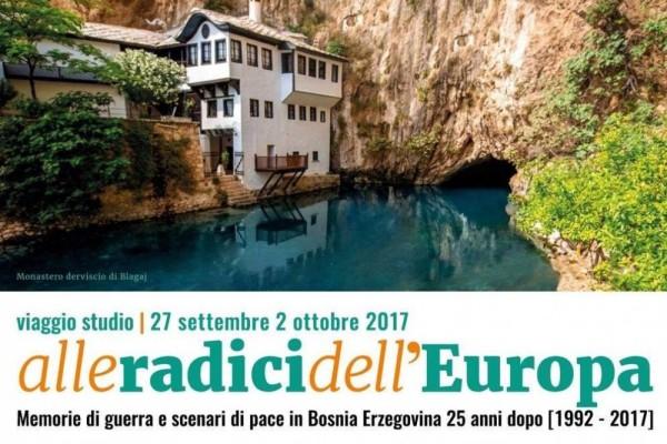 Alle radici dell'Europa. Viaggio studio