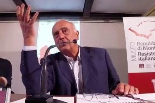 """Lettura estiva """"Ermanno Gorrieri"""" sulla Resistenza - Giovanni De Luna"""