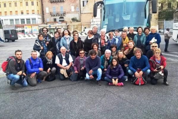 Viaggio alle radici dell'Europa, l'intervista