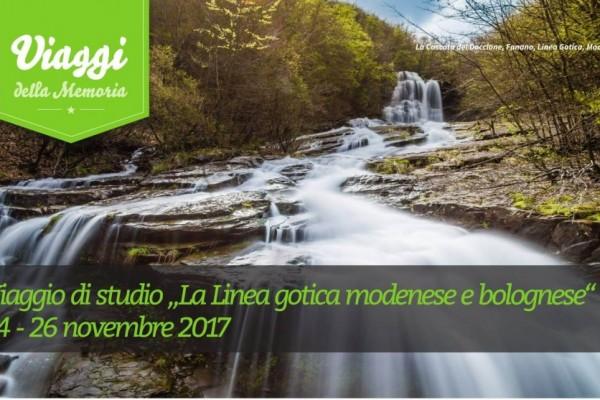 Linea Gotica e Repubblica di Montefiorino, tre viaggi studio