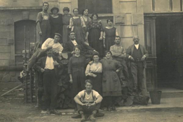 Fotografie di emigrati italiani in Svizzera