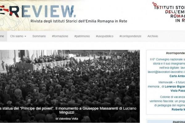 E-review, nuovi articoli