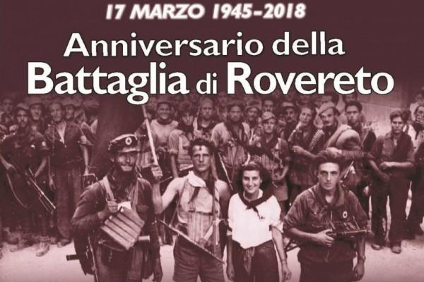 73° Anniversario della Battaglia di Rovereto