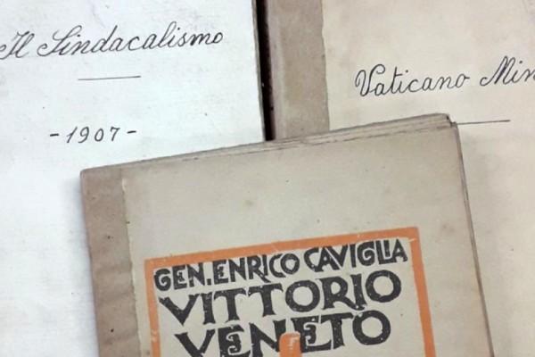 Ricostituito il patrimonio dell'ex Istituto Ferrarini grazie alla donazione del Laboratorio di Poesia