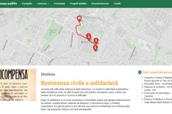 Resistenza Mappe, new release
