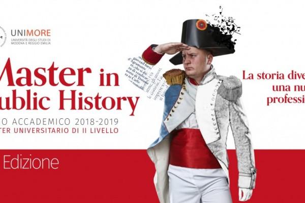Master in Public History IV edizione