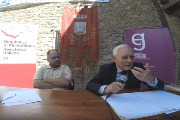 """Lettura estiva """"Ermanno Gorrieri"""" sulla Resistenza - Valerio Onida"""