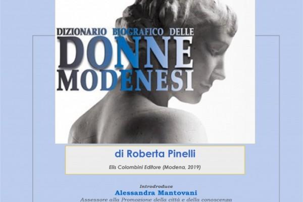 Dizionario biografico delle donne modenesi, presentazione a Mirandola