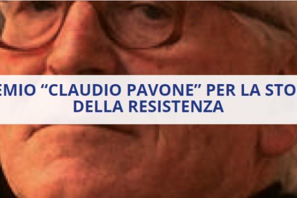 Premio Claudio Pavone per la storia della Resistenza