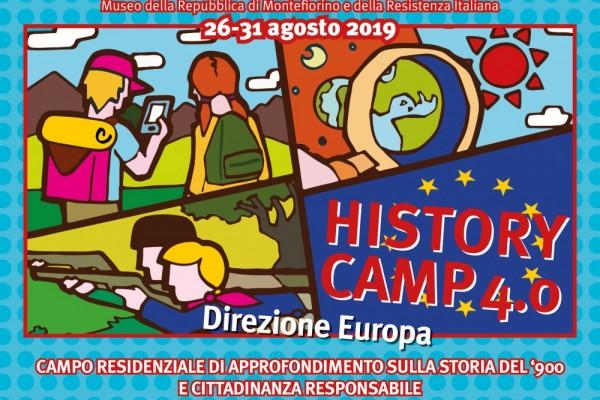 History Camp 4.0 edizione 2019