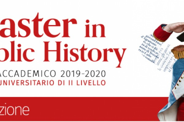 Master in Public History 5^ edizione