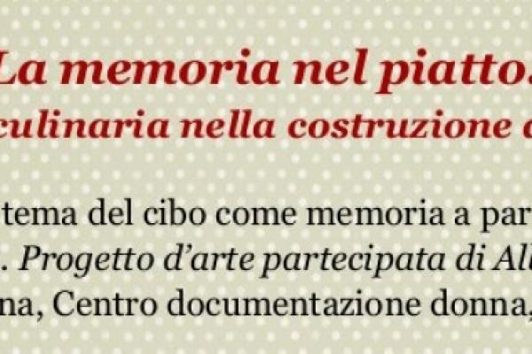 La memoria nel piatto