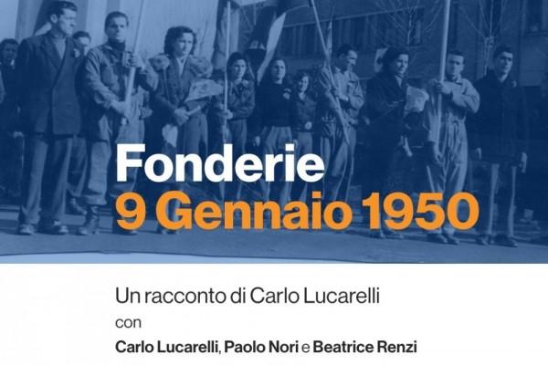 Fonderie 9 gennaio 1950