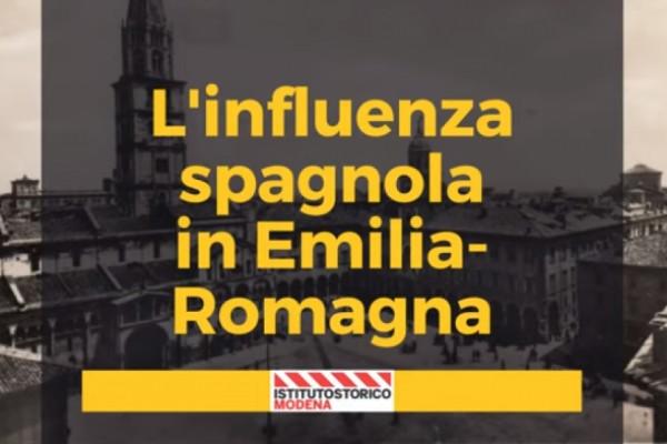 L'influenza spagnola in Emilia Romagna - VIDEO