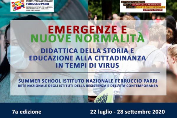 Summer school Istituto Parri 2020