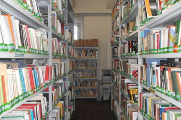 Zona gialla, accesso a Biblioteca e Archivio