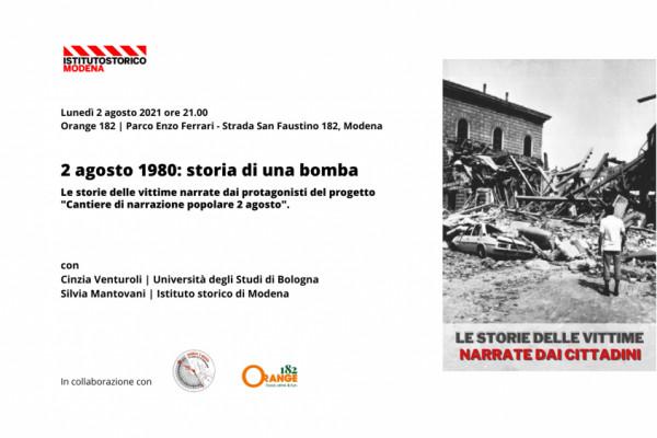 2 agosto 1980: storia di una bomba