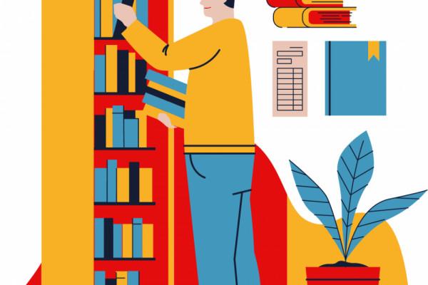 Biblioteca e sala studio tornano fruibili al 100%