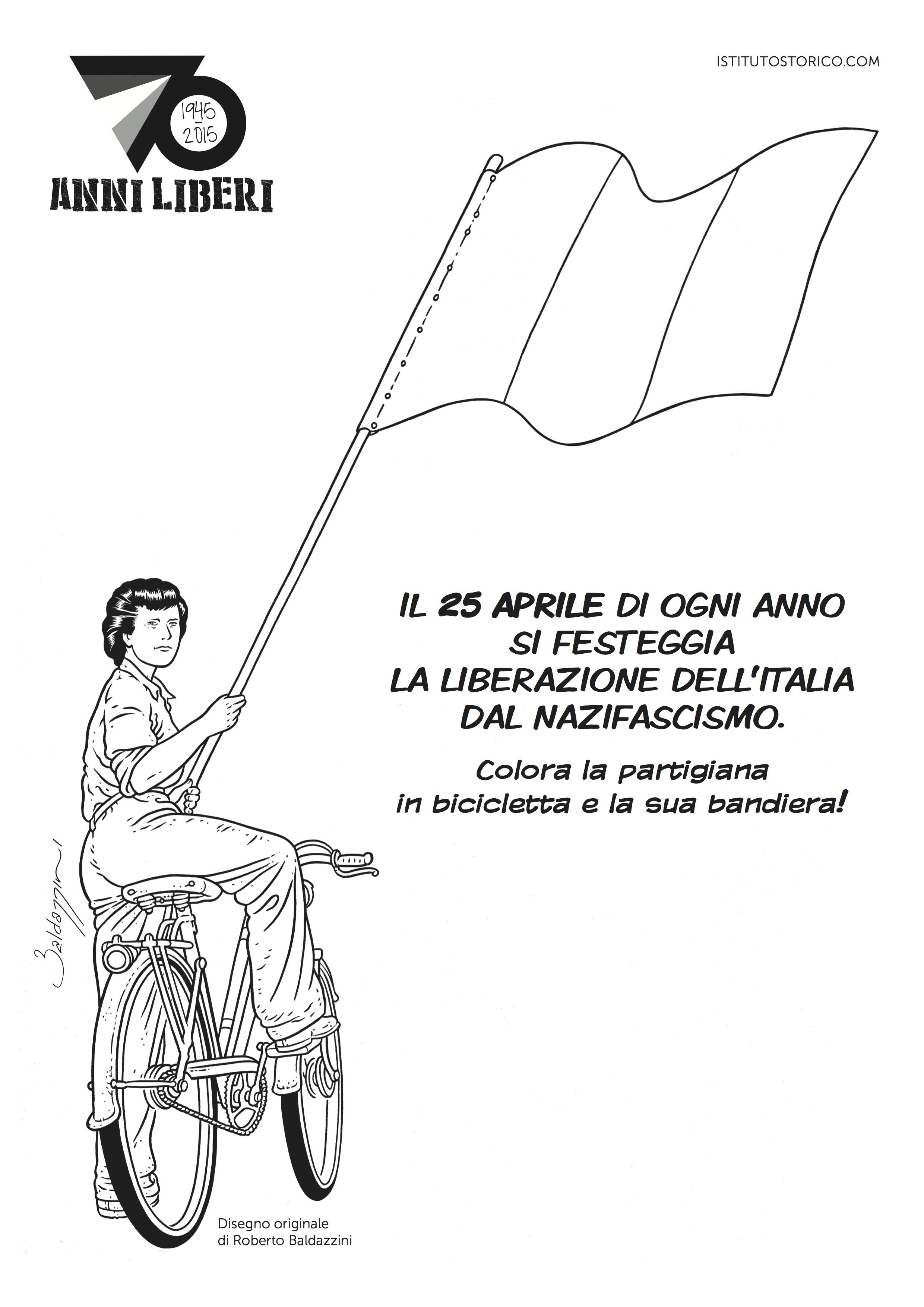 Stampa La Tua Bandiera Tricolore