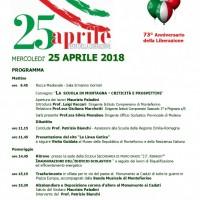 Montefiorino 25 aprile