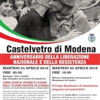 Castelvetro 24-25 aprile