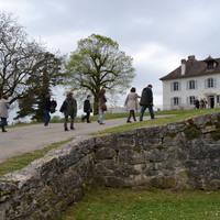 Le celebrazioni alla Maison d'Izieu.