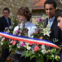Ragazzi delle scuole modenesi partecipano alle celebrazioni alla Maison d'Izieu.
