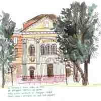 Sara Menetti, la Sinagoga di Modena