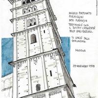 Vincenzo Bizzarri, la Ghirlandina