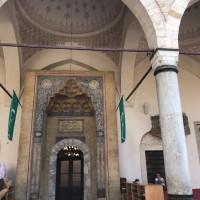 Sarajevo tra passato e presente, bella malinconica e sospesa. Moschea di Gazi-Huzrevbeg