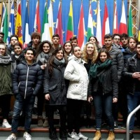 Visita al Parlamento europeo di Strasburgo